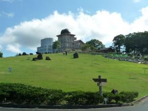 はりま天文台の丘