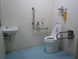 西はりま天文台北館トイレ
