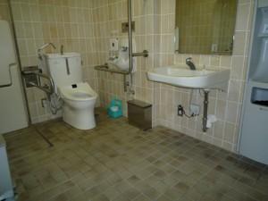 西はりま天文台南館トイレ