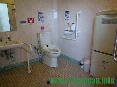 lamu姫路花田多目的トイレ
