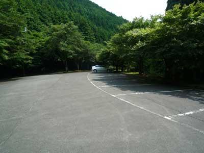波賀城駐車場