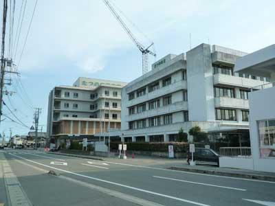 旧館御津病院