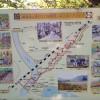 赤穂義士ゆかりの旧街道ウォーキングマップ