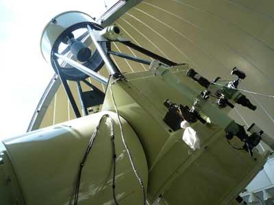 星の子館天体望遠鏡