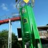 笹ヶ丘公園のすべり台ビッグスライダー