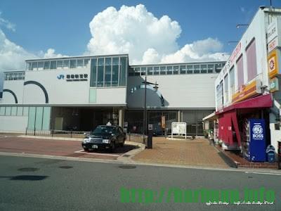 JR播磨新宮駅の多目的トイレ【たつの市新宮町新宮】